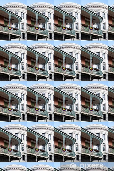 Vinyltapete nach Maß New Orleans Architektur - Amerika