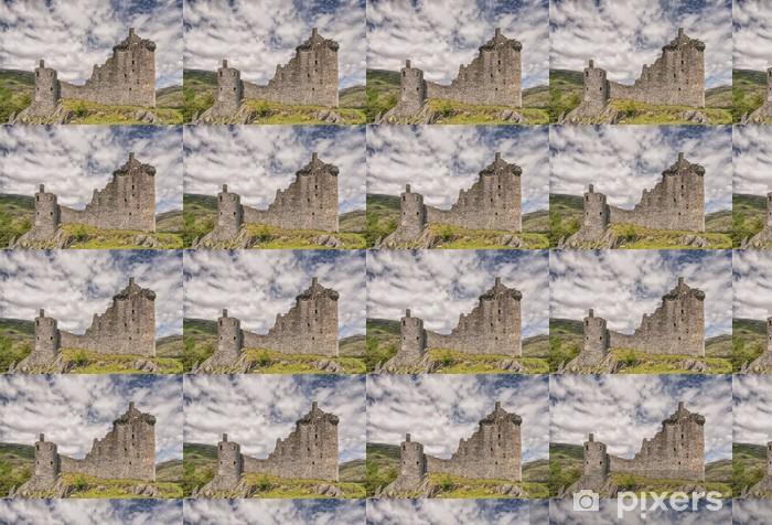 Kilchurnin linna 02 Räätälöity vinyylitapetti - Eurooppa