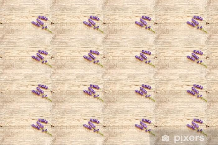 Papier peint vinyle sur mesure Lavendel - Arrière plans