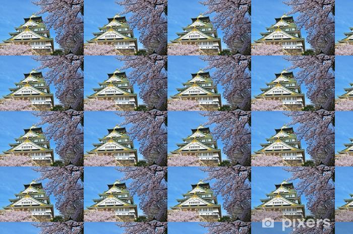 Vinyltapete nach Maß Osaka Castle - Asien