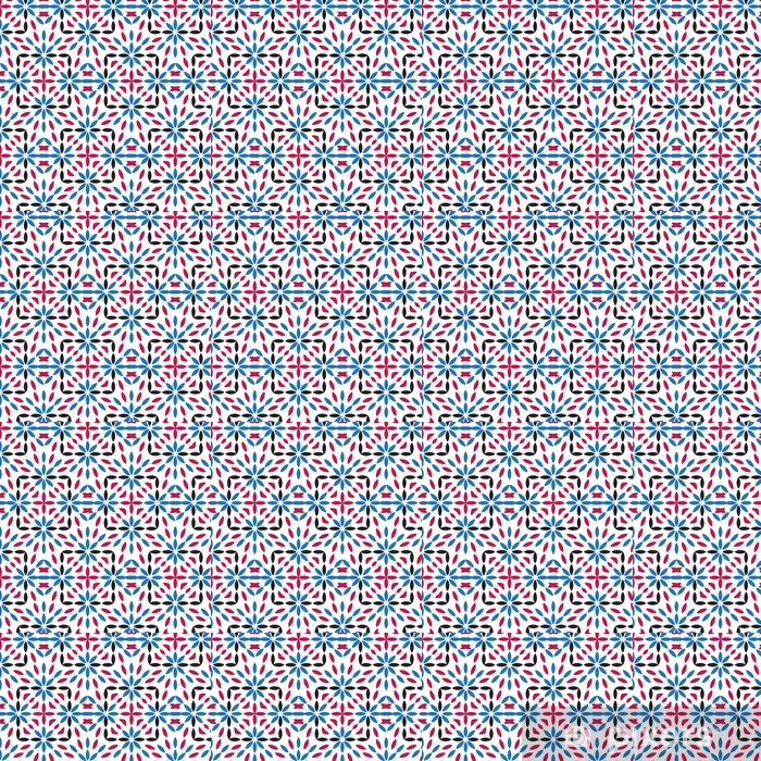 Carta da parati in vinile su misura Abstract vettore senza soluzione di continuità, moderna struttura elegante. - Sfondi