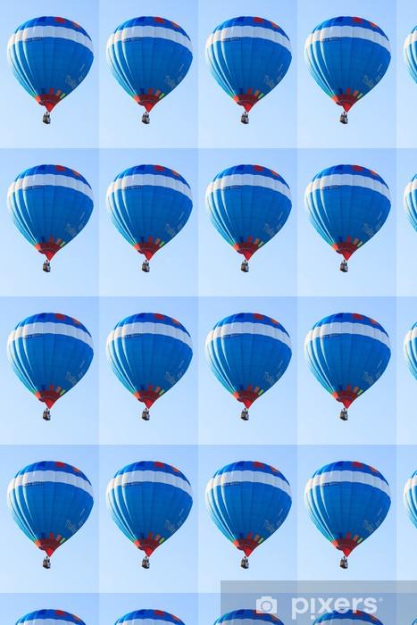 Tapeta na wymiar winylowa Balloon Festival i załóg działające gorący gaz w balonie - Sporty na świeżym powietrzu