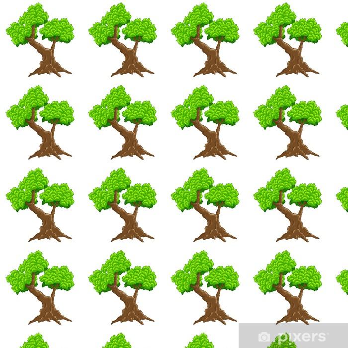 Tree vertor Vinyl custom-made wallpaper - Wonders of Nature