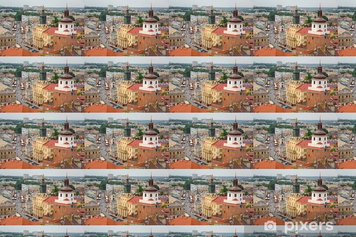 Papier peint vinyle sur mesure L'architecture de la vieille ville de Lublin, en Pologne - Thèmes