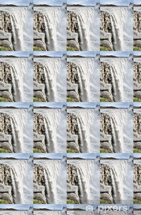 Özel Boyutlu Vinil Duvar Kağıdı Wasserkraft - Su
