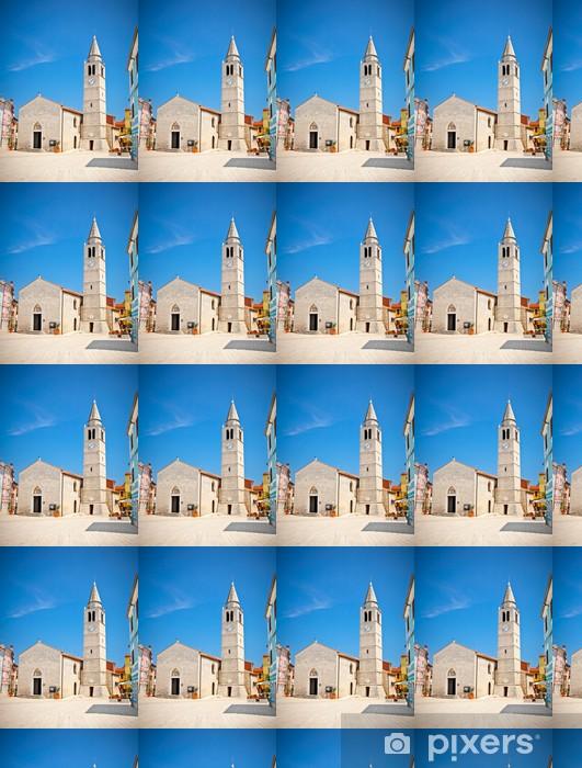 Vinyltapete nach Maß Pfarrkirche St.Cosmas und Damian in Fazana - Europa