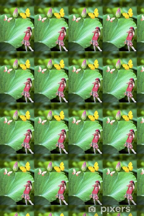 Vinyltapete nach Maß Lotus flower - Blumen