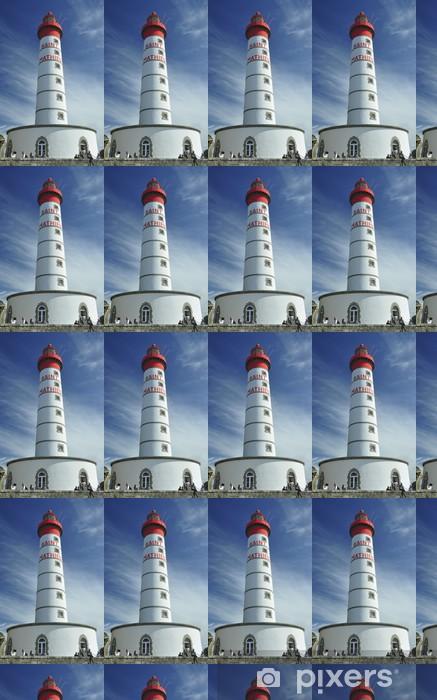 Vinylová tapeta na míru Faro detail Saint-Mathieu, Brittany. Francie - Infrastruktura