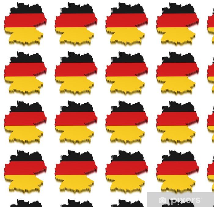 Papier peint vinyle sur mesure Allemagne - Liberté