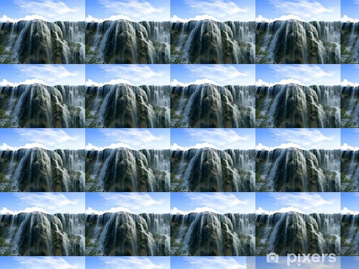 Tapeta na wymiar winylowa Wodospad - Woda