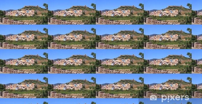 Tapeta na wymiar winylowa Bossa, Sardaigne - Europa