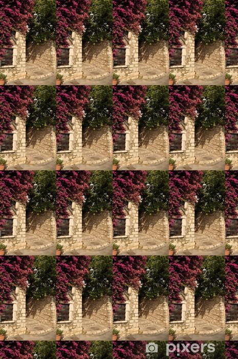 Papier peint vinyle sur mesure S Paul de Vence 8 - Paysages urbains