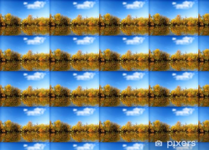 Tapeta na wymiar winylowa Jesienny krajobraz - Pory roku