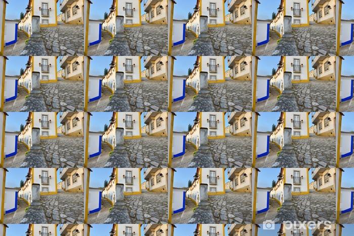 Tapeta na wymiar winylowa Białe wioski - Europa