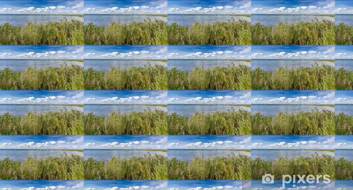 Vinylová tapeta na míru Letní panorama k mostu na ostrov Oland - Evropa