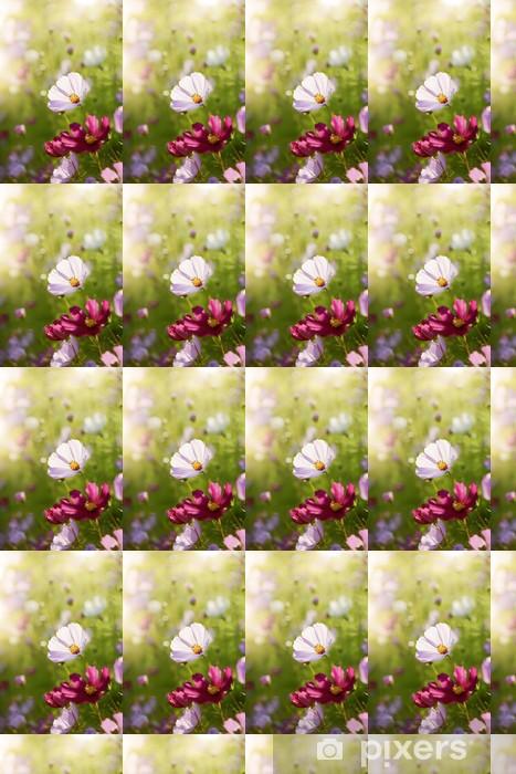Tapeta na wymiar winylowa Letni wieczór - Kwiaty