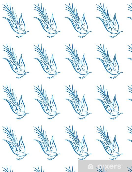 Tapeta na wymiar winylowa Gdzie - Ptaki