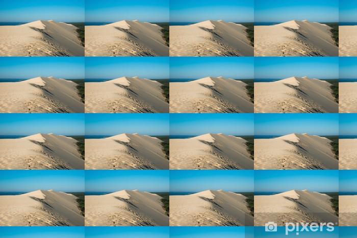 Tapeta na wymiar winylowa Dune z Pilat - Arcachon - Wakacje