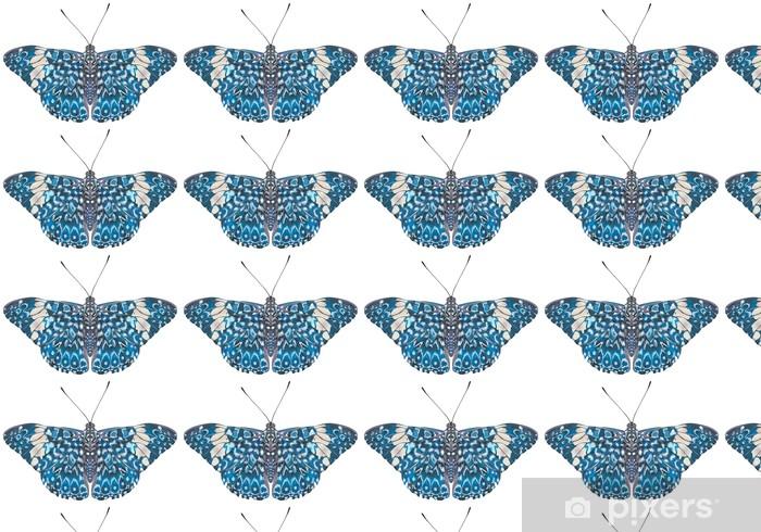 Vinyltapete nach Maß Craqueur Papillon Rouge (amphinome hamadryas). Angesicht Grate. - Freiluftsport