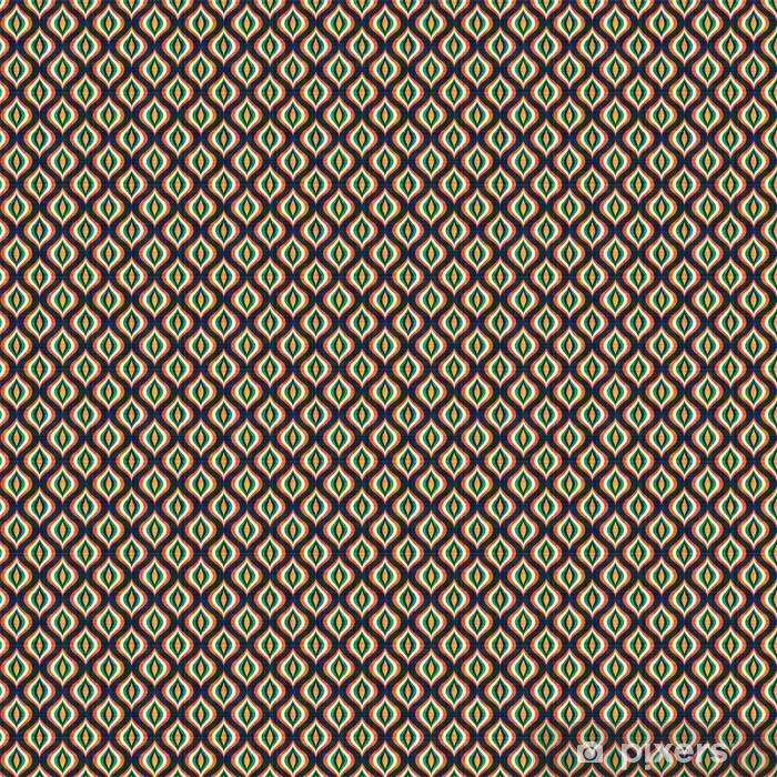 Powtarzalny abstrakcyjny wzór geometryczny
