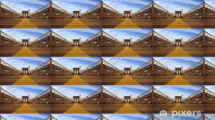 Vinylová tapeta na míru Brooklyn bridge - Témata