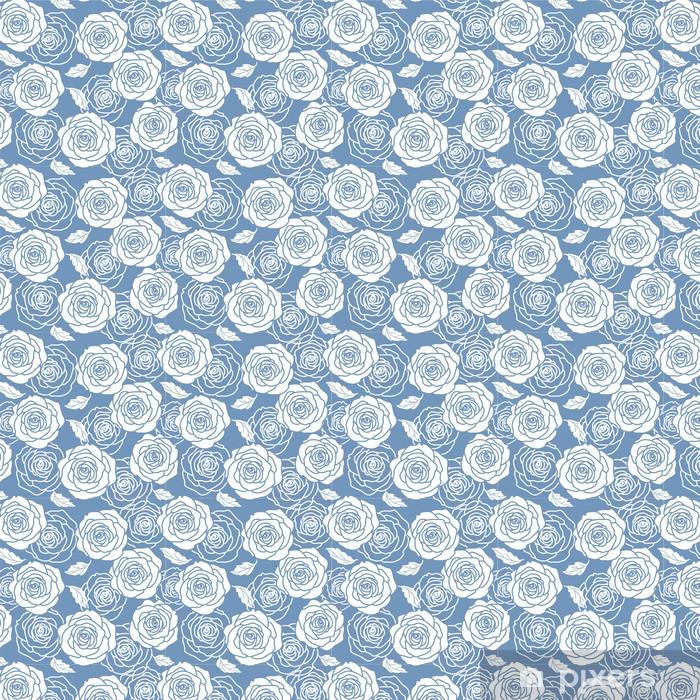 Tapeta na wymiar winylowa Bez szwu abstrakcyjna tła z róż - Tekstury