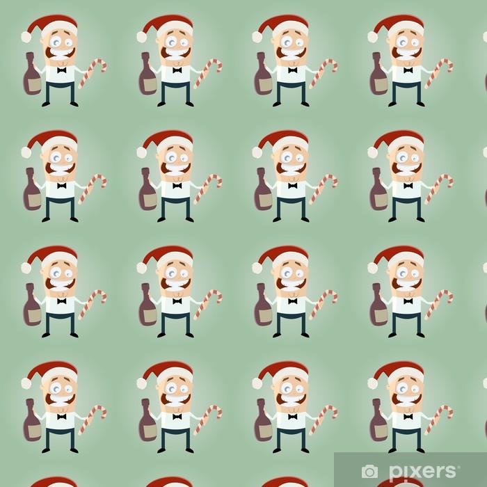 Weihnachtsfeier Lustig.Tapete Weihnachtsfeier Lustig Nach Maß