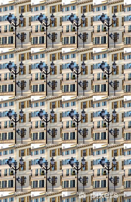 Tapeta na wymiar winylowa Piękny widok z Nicei, we Francji, w Prowansji - Europa