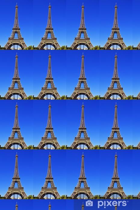 Tapeta na wymiar winylowa Wieża Eiffla w Paryżu, Francja - Miasta europejskie