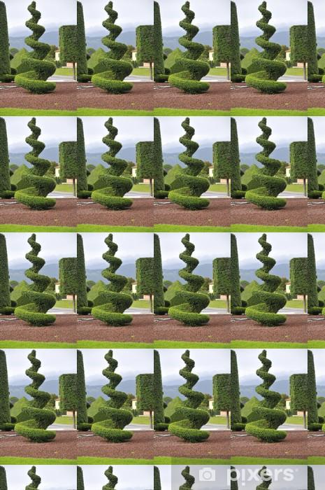 Tapeta na wymiar winylowa Topiary, Skład - Rolnictwo