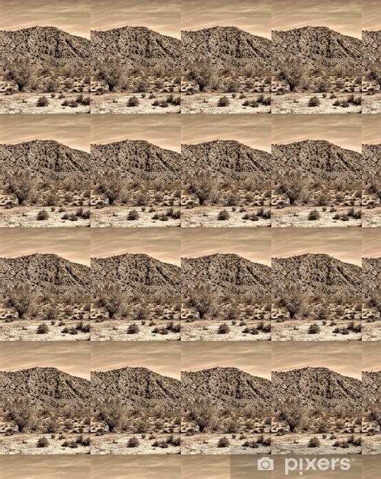 Vinylová tapeta na míru Centrální Arizona Desert - Pouště
