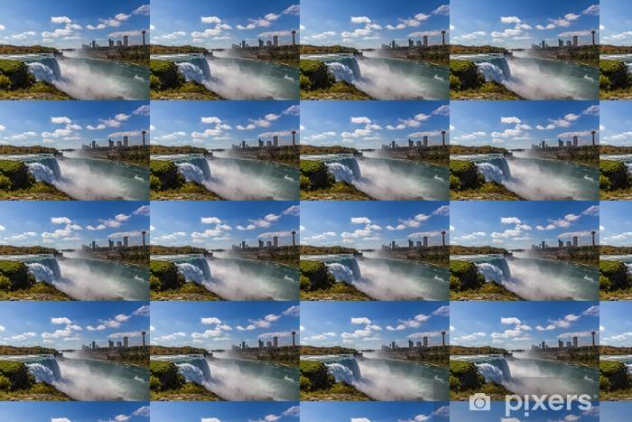 Tapeta na wymiar winylowa Niagara Falls ze strony USA - Ameryka