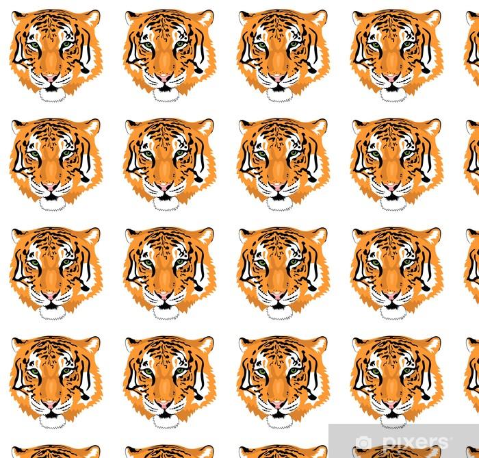 Vinyltapete nach Maß Tiger - Säugetiere