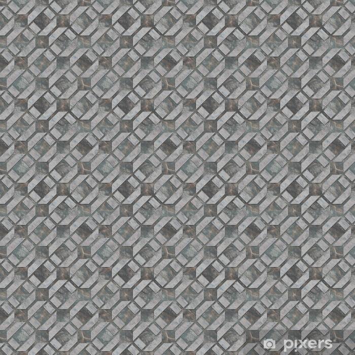 Vinyltapete nach Maß Seamless stone Muster. - Hintergründe