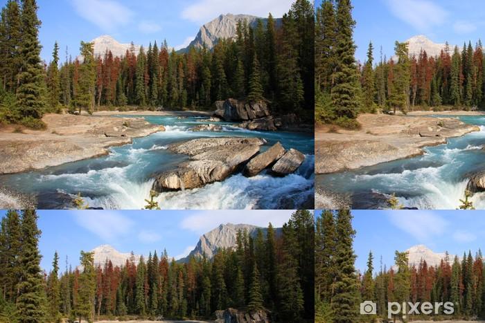 Papier peint à motifs vinyle Yosemite - USA - Nature et régions sauvages
