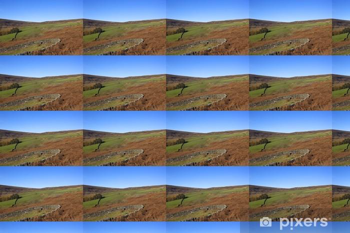 farndale landscape Vinyl custom-made wallpaper - Countryside