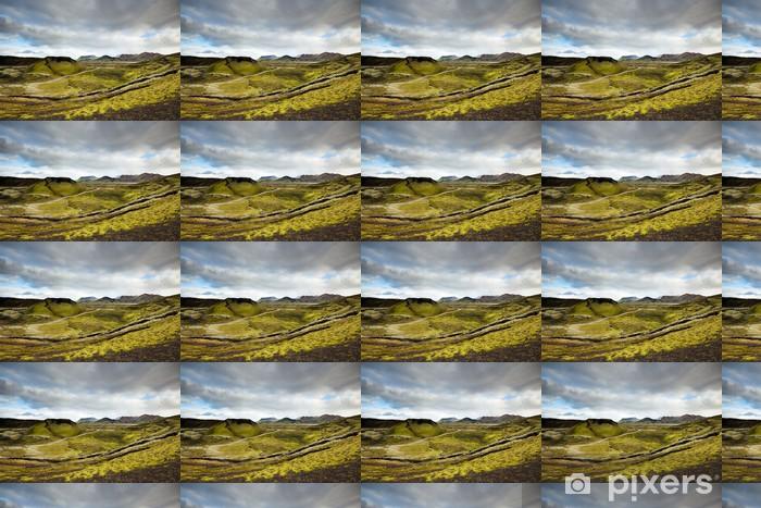 Vinylová tapeta na míru Landmannalaugar, South Island - Evropa