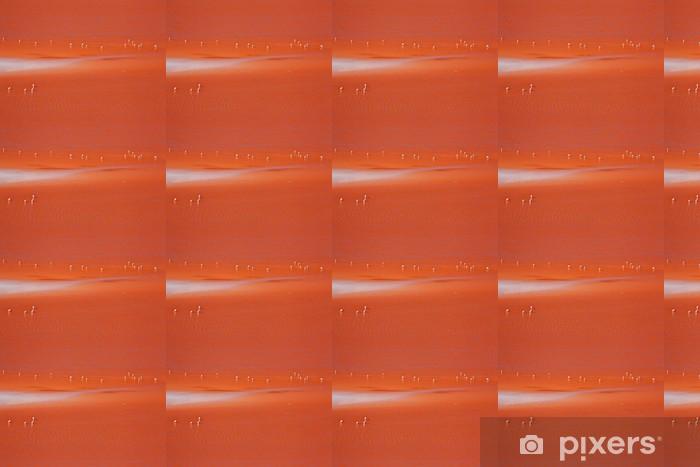 Papier peint vinyle sur mesure Flamingo - Laguna Colorada - Oiseaux