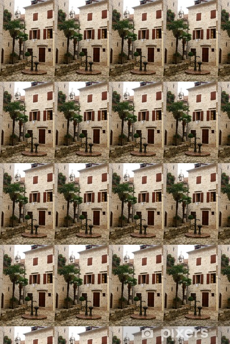 Tapeta na wymiar winylowa Kotor Corner - Europa