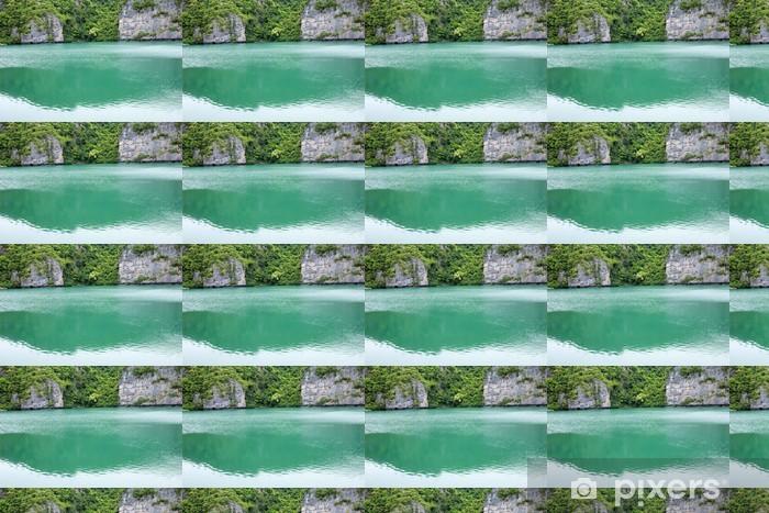 Vinyltapete nach Maß Lagune - Wasser