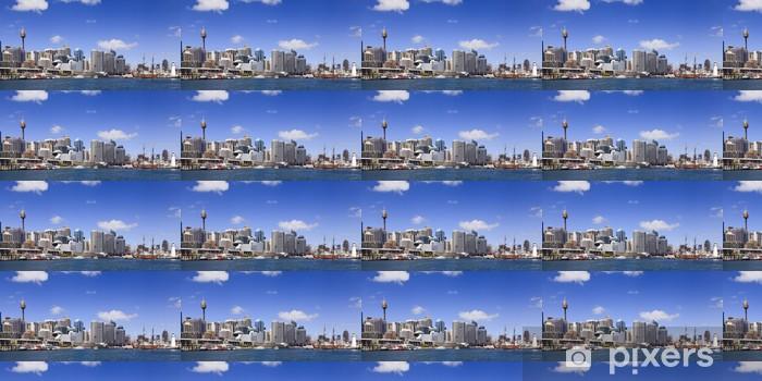Sy Darl Harb Pan Day Vinyl custom-made wallpaper - Oceania