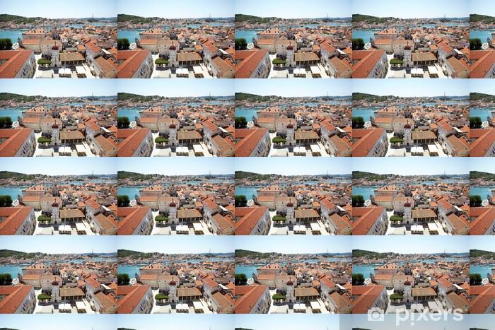 Vinyltapete nach Maß Landschaft des Mittelmeeres - Europa