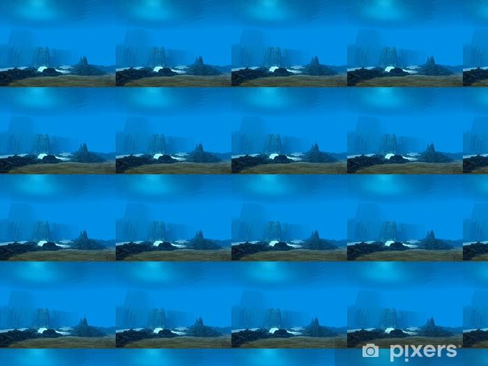 Vinylová tapeta na míru 3D Ocean patro - Podvodní svět