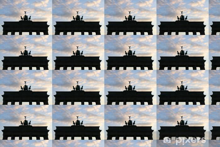 Vinylová tapeta na míru Braniborská brána, Berlín - Evropa