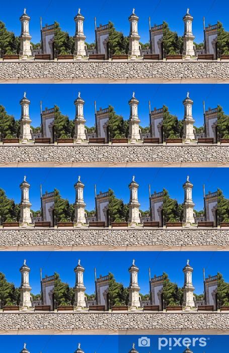 Papel pintado estándar a medida Santuario de Montevergine. Palmariggi. Puglia. Italia. - Vacaciones
