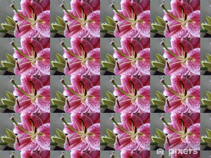 Vinylová tapeta na míru Květinové srdce - Květiny
