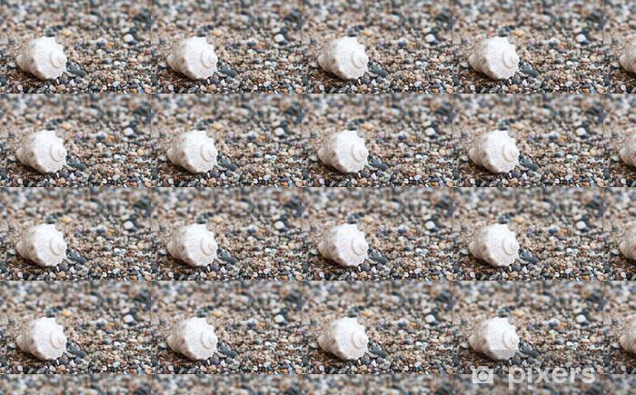 Tapeta na wymiar winylowa Kamienie na plaży - Wakacje