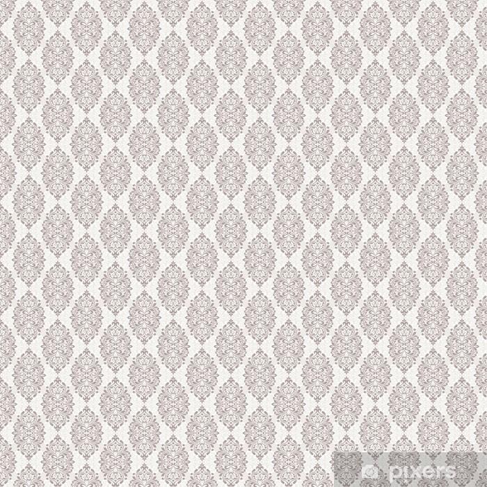 Damask seamless pattern for design. Vinyl custom-made wallpaper - Styles