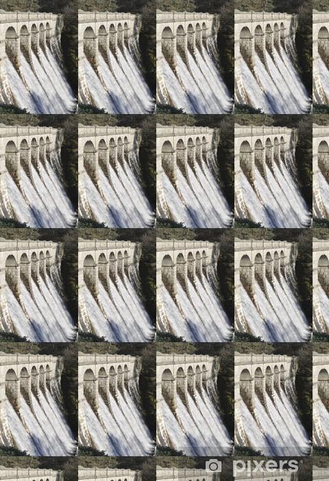 Burrator-säiliö Räätälöity vinyylitapetti - Maaseutu