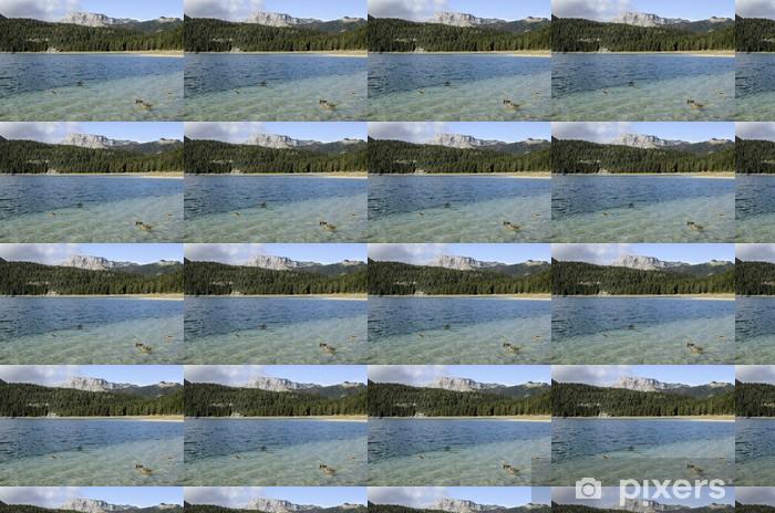 Vinylová tapeta na míru Durmitor, Černá Hora - Evropa